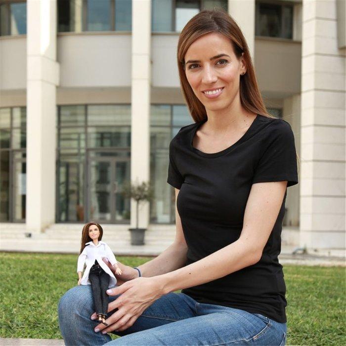 Η Ελληνίδα που διαπρέπει στη NASA γίνεται κούκλα της Barbie! | tlife.gr