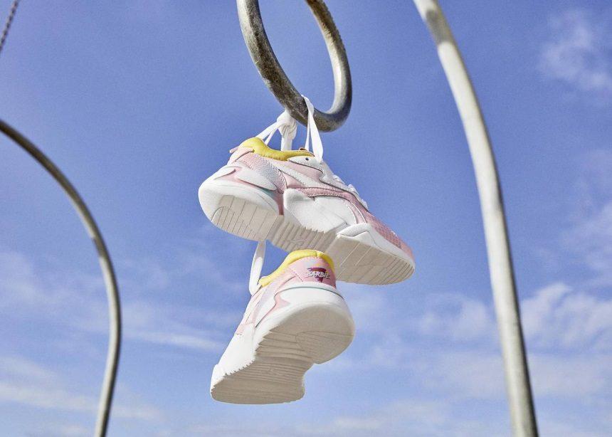 Η Barbie συνεργάζεται με αγαπημένο sportswear brand και όλα τα κορίτσια θα λατρέψουν τα νέα sneakers! | tlife.gr