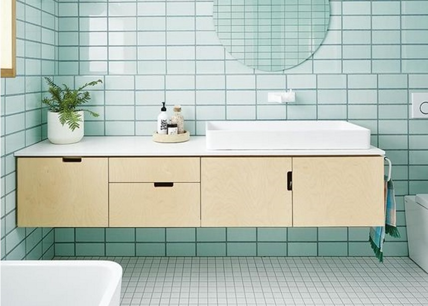 Bathroom colorama: Αυτές είναι οι μεγαλύτερες χρωματικές τάσεις για το μπάνιο σου!