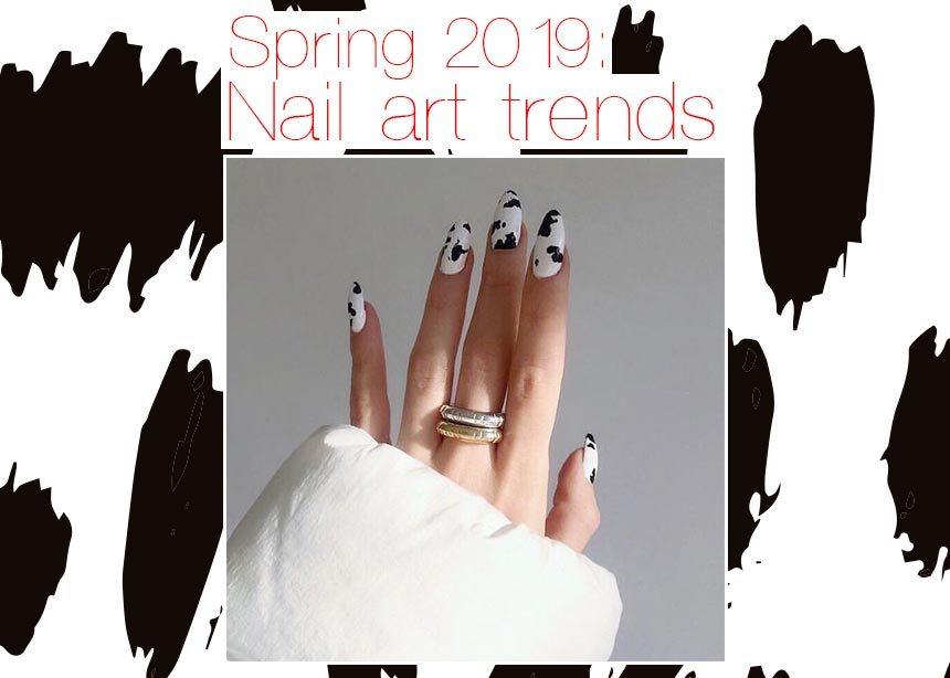 Cow nails και πέντε ακόμη nail art που είναι τεράστια τάση αυτή την άνοιξη! | tlife.gr