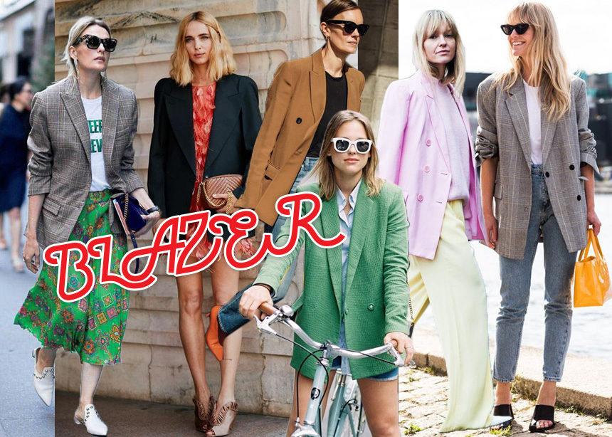 Σακάκι: Το πιο σοφιστικέ πανωφόρι σου και πώς να το φορέσεις την άνοιξη | tlife.gr