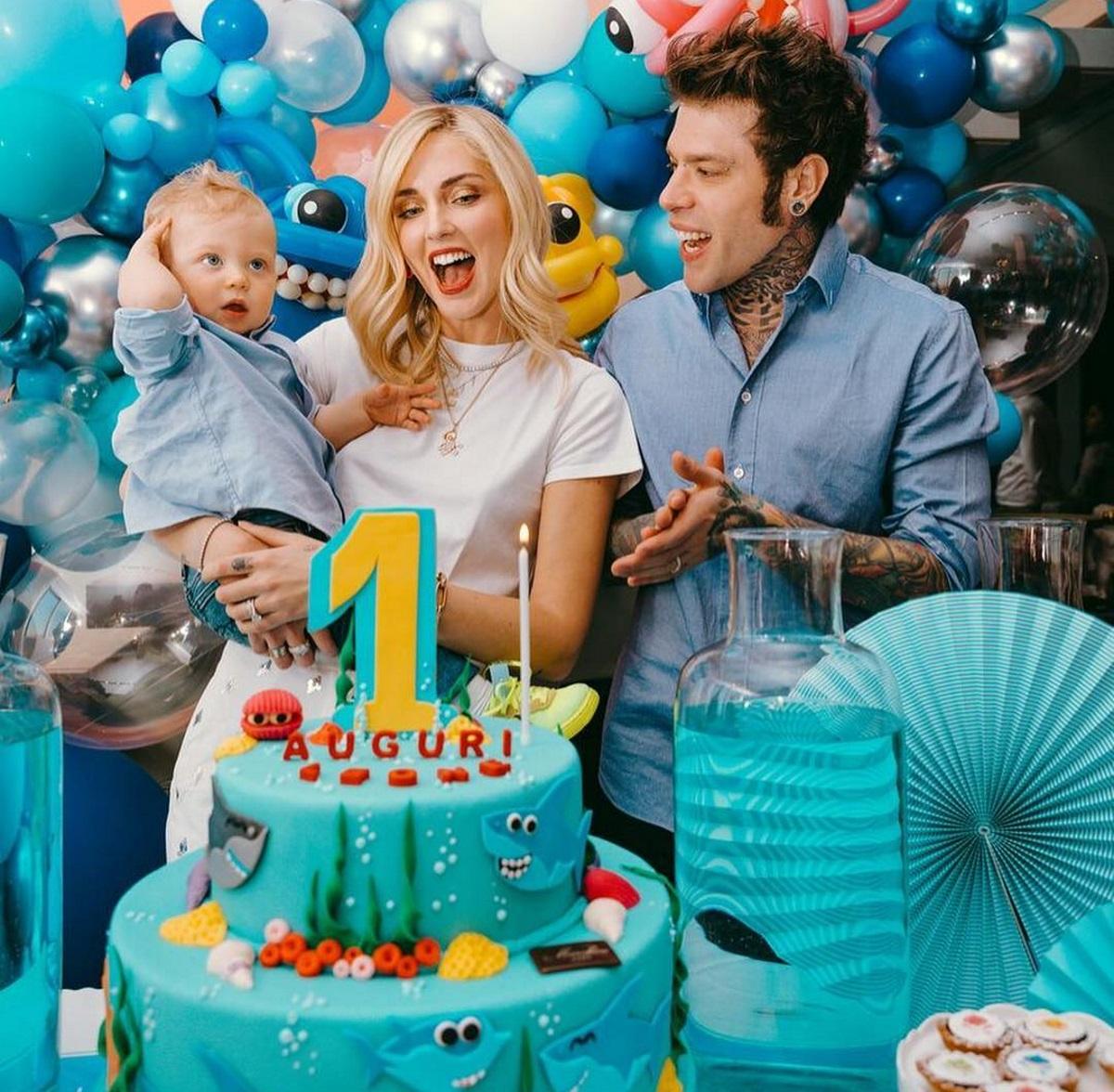 Chiara Ferragni: Πάρτι-υπερπαραγωγή για τα πρώτα γενέθλια του γιου της! Φωτογραφίες