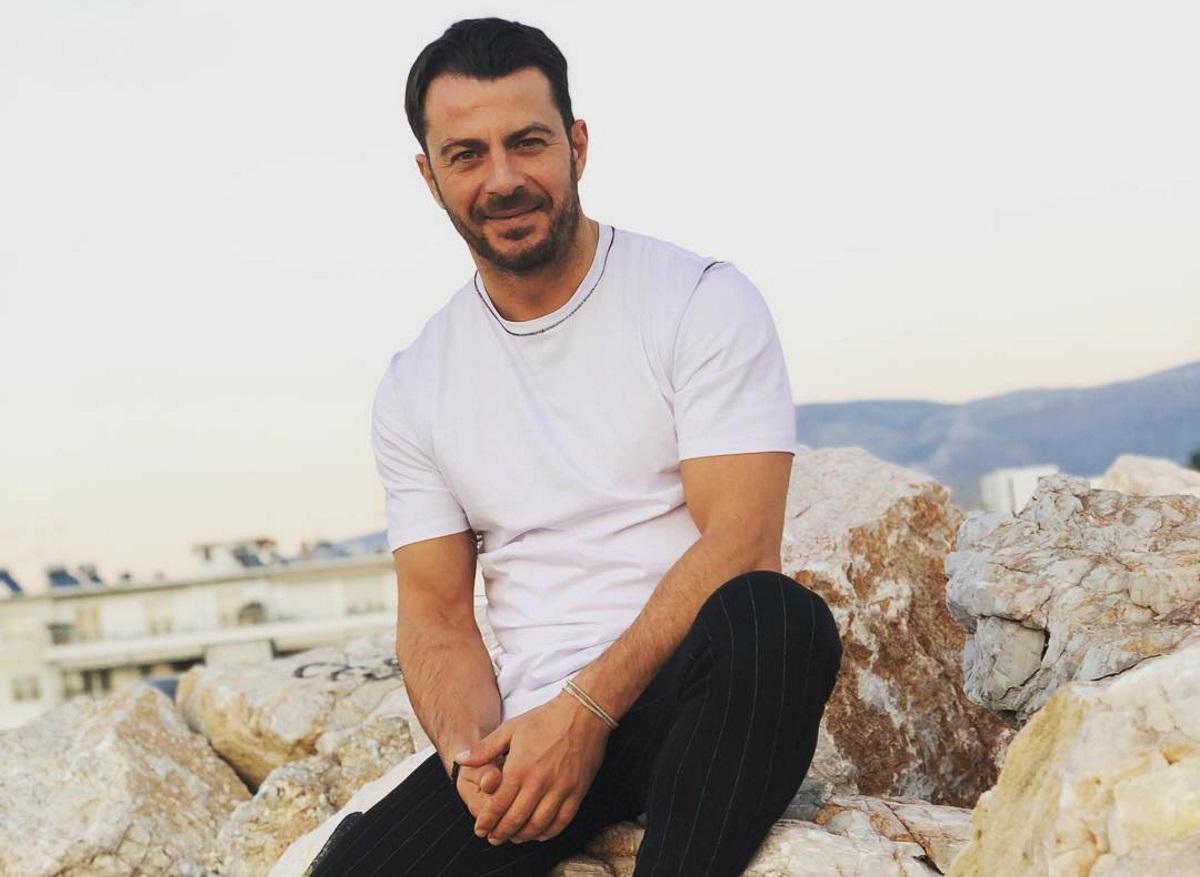 Γιώργος Αγγελόπουλος: Αποκαλύπτει τι κάνει στα διαλείμματα του «Τατουάζ» [pic,video] | tlife.gr
