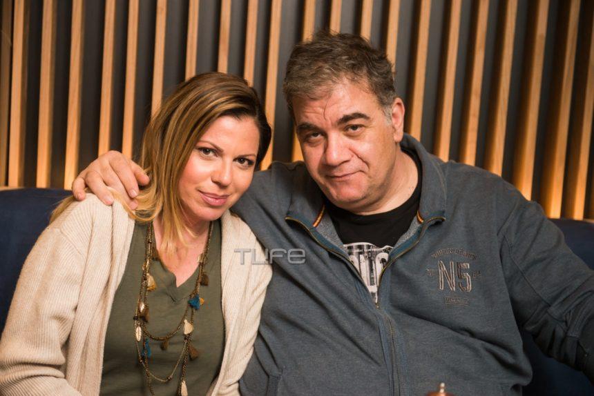 Δημήτρης Σταρόβας – Άννα Σταθάκη: Σπάνια βραδινή έξοδος για το ερωτευμένο ζευγάρι! [pics] | tlife.gr