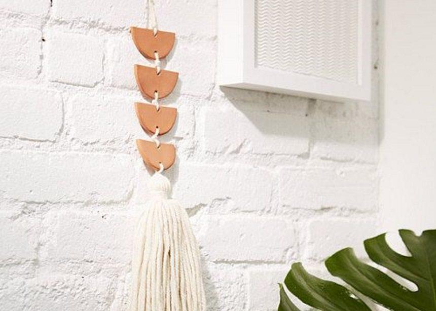 Πώς θα φτιάξεις μόνη σου αυτά τα εντυπωσιακά διακοσμητικά αξεσουάρ για τον τοίχο σου! | tlife.gr