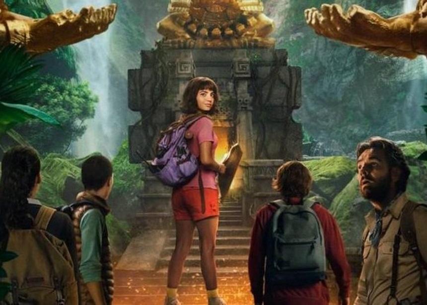 Ντόρα, η μικρή Εξερευνήτρια: Το πρώτο trailer της κινηματογραφικής ταινίας είναι εδώ!