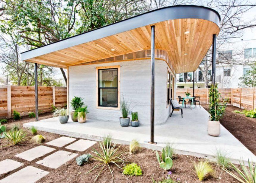 Αυτό είναι το πρώτο… εκτυπωμένο σπίτι του κόσμου και πολύ θα ήθελες να γίνει δικό σου! | tlife.gr