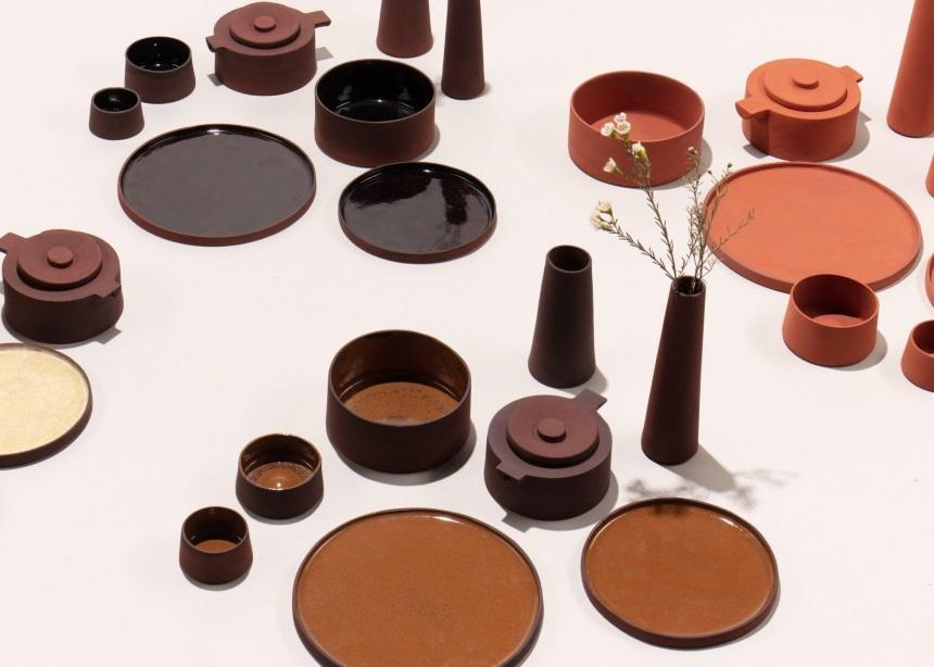From Wasteland to Living Room: Η συλλογή κεραμικών που προκύπτει από βιομηχανικά απόβλητα | tlife.gr