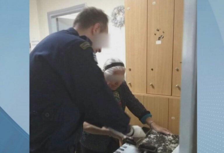 Θεσσαλονίκη: Αδιανόητη σύλληψη 90χρονης γιαγιάς που πουλούσε παντόφλες σε λαϊκή αγορά – Ξεσπάει η κόρη της [pic, video] | tlife.gr