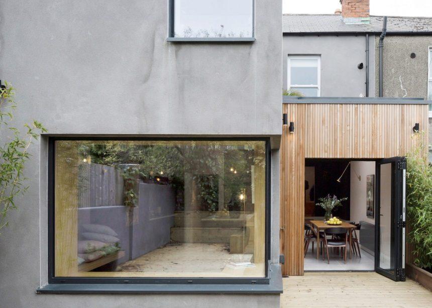 "Glass House: Το ""γυάλινο"" σπίτι στο Δουβλίνο που κλέβει τις εντυπώσεις με το effortless στυλ του | tlife.gr"