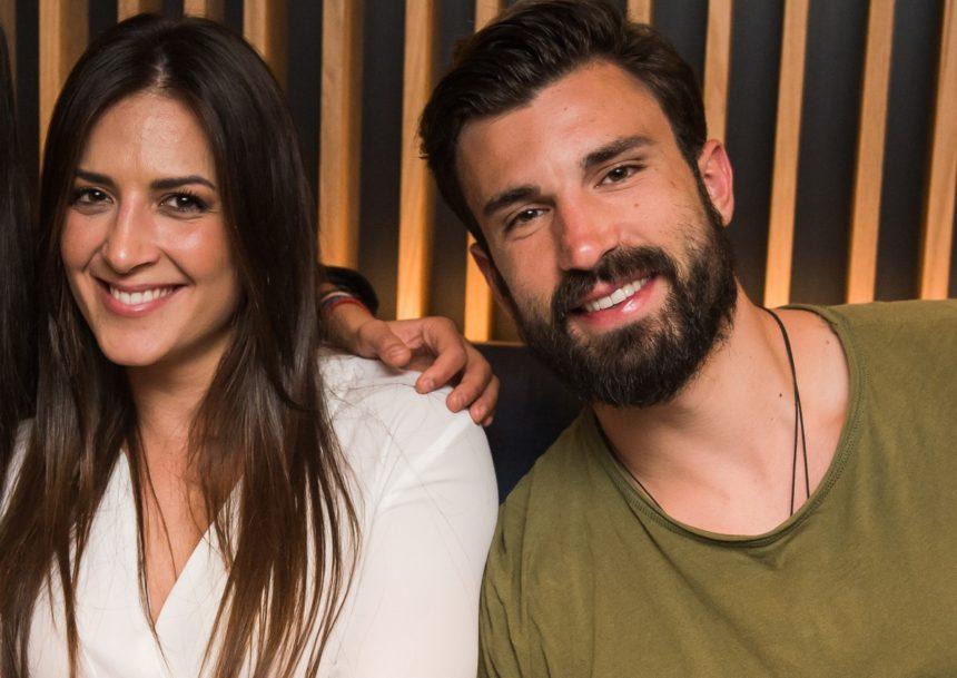 Ηλίας Γκότσης – Εύη Σαλταφερίδου: Πρώτη κοινή εμφάνιση μετά την είδηση ότι είναι ζευγάρι! (pics) | tlife.gr