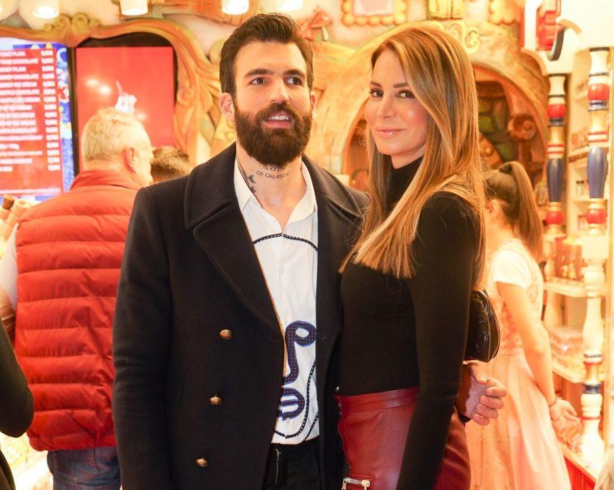 Μαρία Καλάβρια – Δημήτρης Αλεξάνδρου: Βραδινή έξοδος με chic εμφάνιση για το ερωτευμένο ζευγάρι! [pics]   tlife.gr