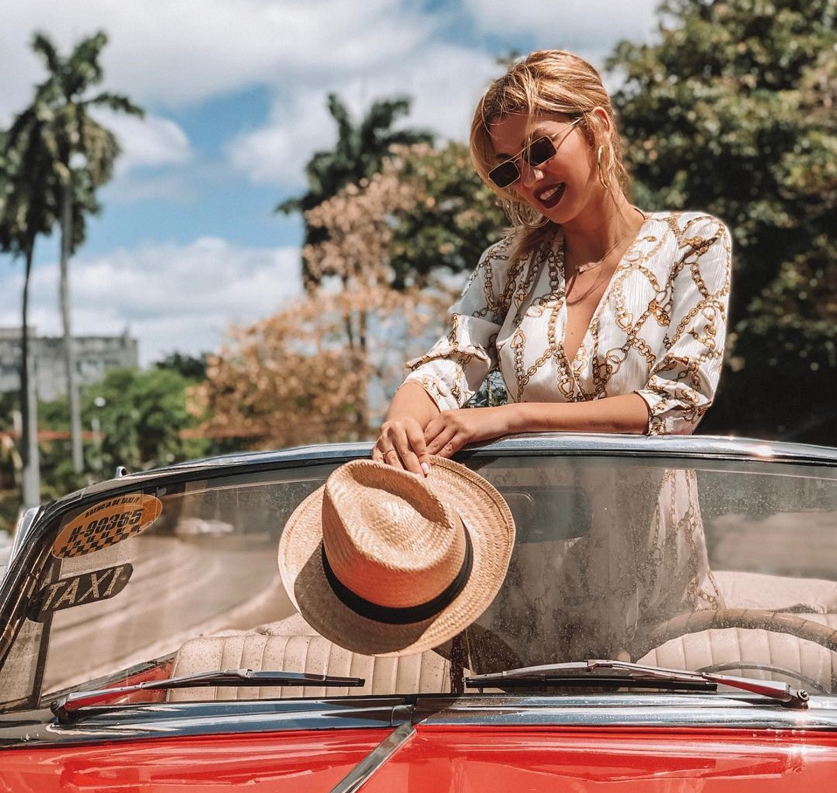 Κωνσταντίνα Σπυροπούλου: Απόδραση στην Κούβα! Οι ξέγνοιαστες στιγμές της παρουσιάστριας στην Αβάνα [pics,video]