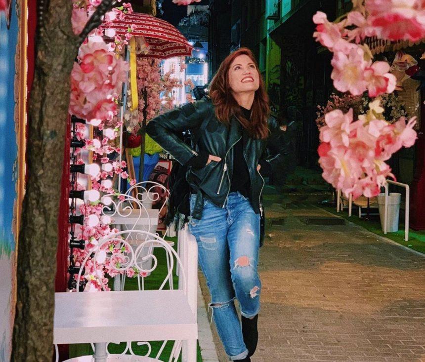 Μαίρη Συνατσάκη: Η τρυφερή φωτογραφία και το φιλί στον σύντροφο της, Αιμιλιανό Σταματάκη στα social media! | tlife.gr