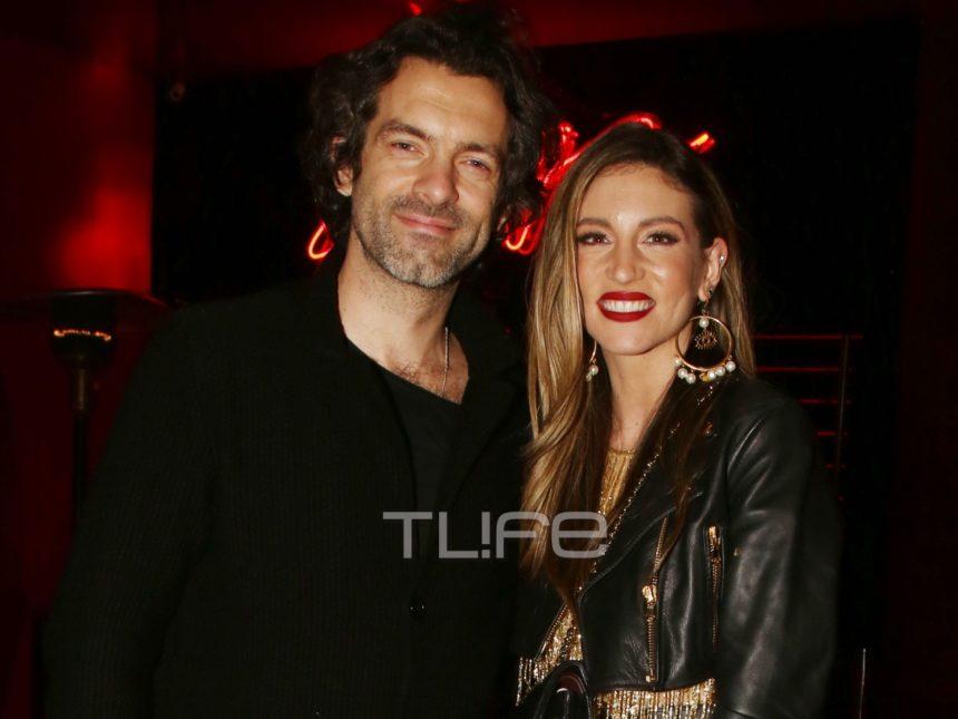 Αθηνά Οικονομάκου: Νέες φωτογραφίες από τα γενέθλιά της – Η τρυφερή αγκαλιά με τον σύζυγό της, Φίλιππο Μιχόπουλο! | tlife.gr