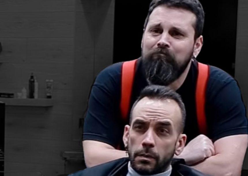 Ο Σπύρος Γραμμένος κουρεύει τον Πάνο Μουζουράκη και μαθαίνει τα μυστικά του! [video] | tlife.gr
