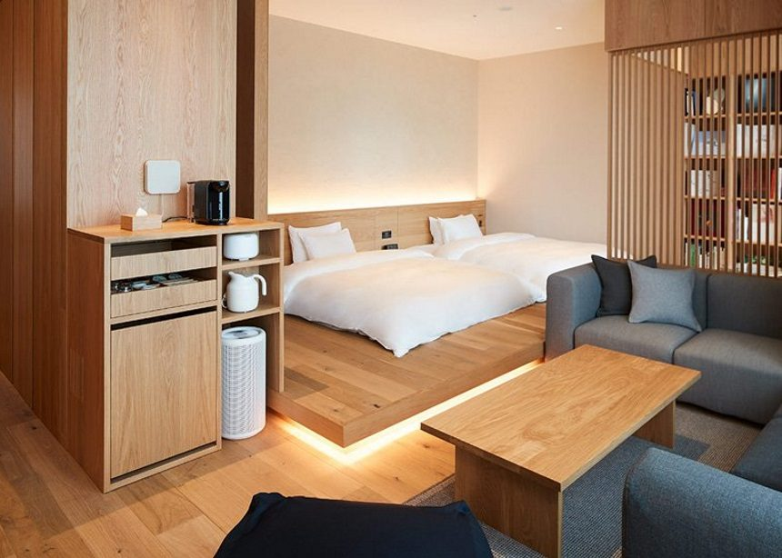 MUJI hotel Ginza: Έρχεται το τρίτο eco και minimal ξενοδοχείο της MUJI! | tlife.gr