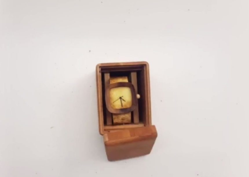 """Pala x Mylea: Ένα καινοτόμο και stylish ρολόι που φτιάχτηκε από """"δέρμα"""" μανιταριού   tlife.gr"""