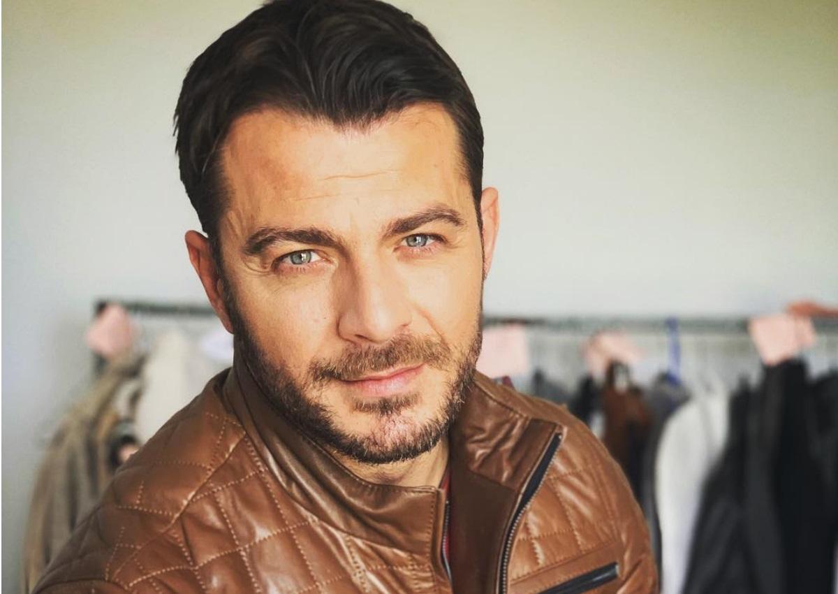 Γιώργος Αγγελόπουλος: Η επίσκεψη στο καμαρίνι του Γιώργου Παρτσαλάκη, στο Θέατρο Παλλάς