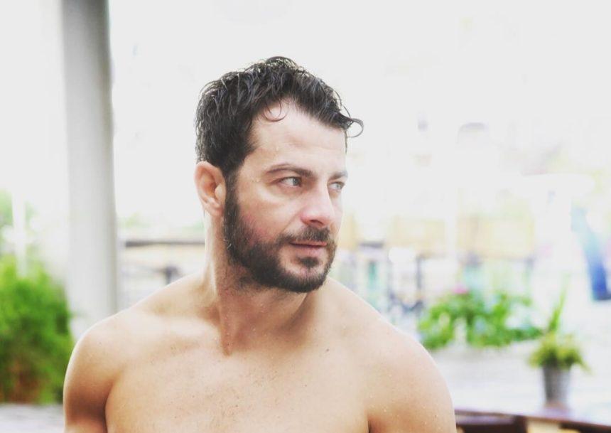 Γιώργος Αγγελόπουλος: Η σκληρή γυμναστική που κάνει και διατηρεί το γυμνασμένο σώμα του! [pic,vid] | tlife.gr