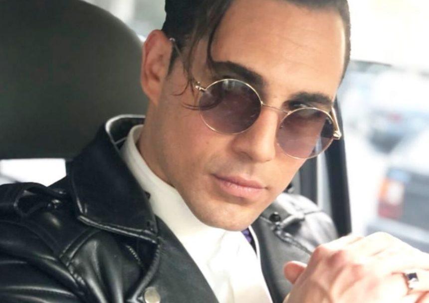 Άνθιμος Ανανιάδης: Το ταξίδι στο Βερολίνο και η συνάντηση με πασίγνωστο ηθοποιό! (pic) | tlife.gr