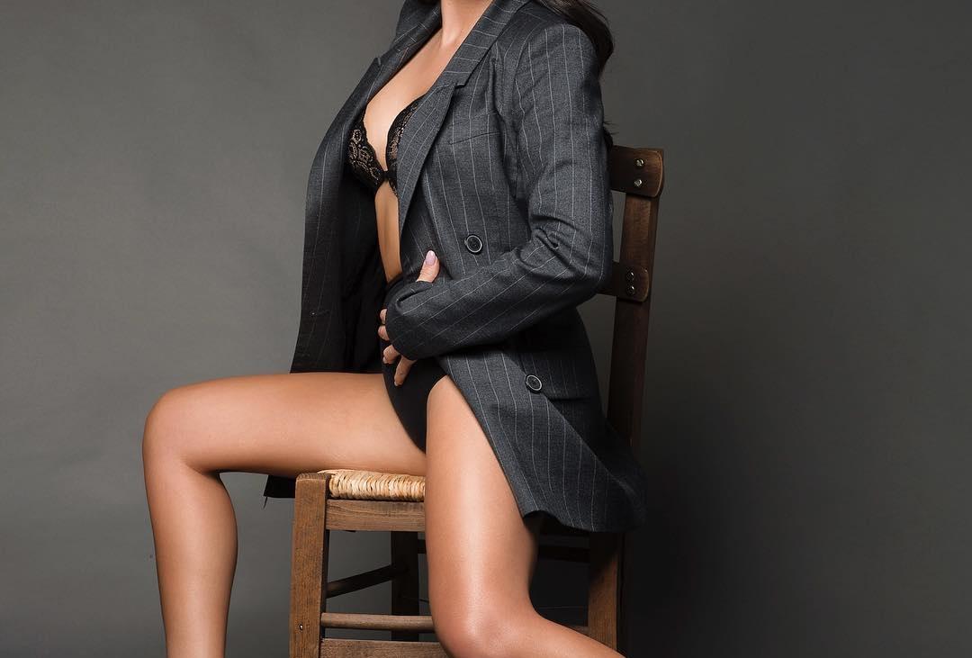 Ποια διάσημη Ελληνίδα ηθοποιός έκανε αυτή τη σέξι φωτογράφιση;