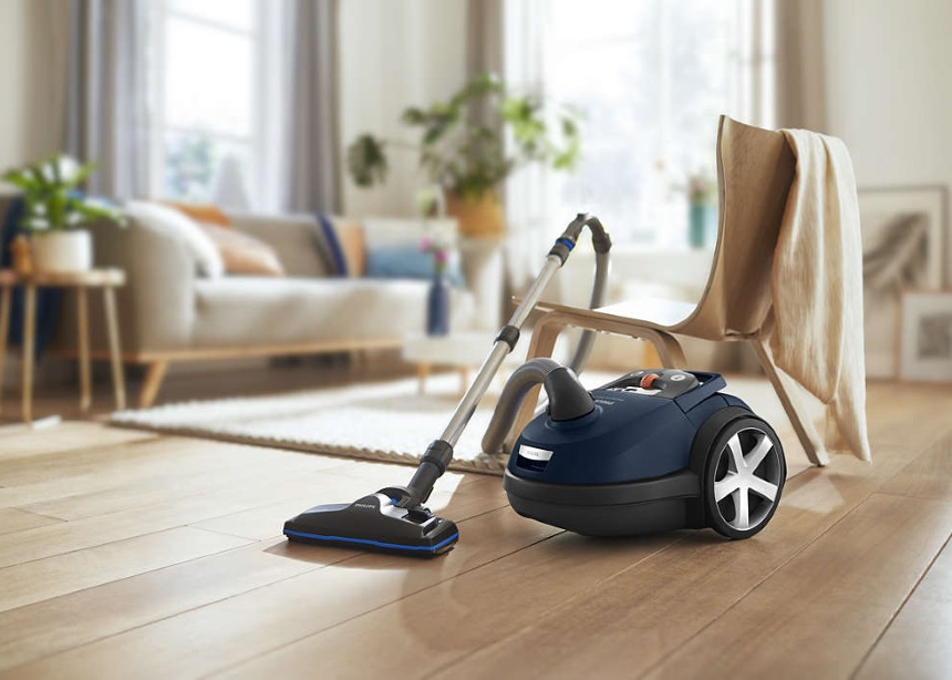 Philips Performer Silent: Η πιο ήρεμη δύναμη στο καθάρισμα του σπιτιού βρίσκεται πλέον ανάμεσά μας!