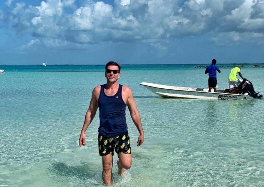 Σπύρος Σούλης: Το εντυπωσιακό ταξίδι στην Καραϊβική! [pics]   tlife.gr