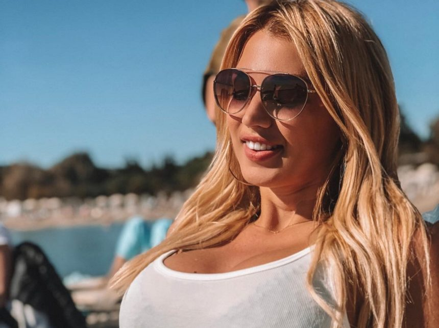 Κωνσταντίνα Σπυροπούλου: Ταξίδι στο Ισραήλ- Οι ξέγνοιαστες στιγμές της παρουσιάστριας στο Τελ Αβίβ και οι εντυπωσιακές φωτογραφίες! | tlife.gr
