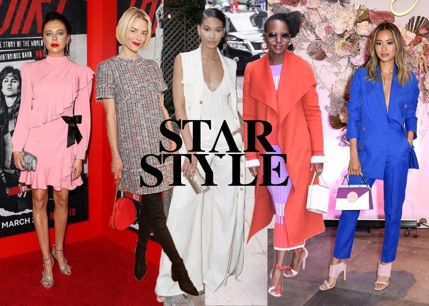 Δες τις εντυπωσιακές εμφανίσεις των σταρ αυτήν την εβδομάδα και ψήφισε το πιο stylish look | tlife.gr