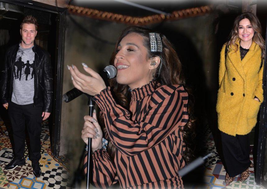 Γιάννη Τερζή: Ξεκίνησε τις live εμφανίσεις της με αγαπημένους φίλους της στο πλευρό της! (pics) | tlife.gr