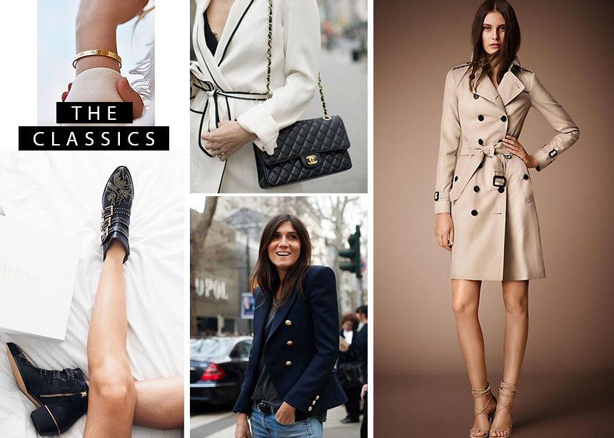 6 iconic fashion κομμάτια που όλες θα θέλαμε στην ντουλάπα μας! | tlife.gr