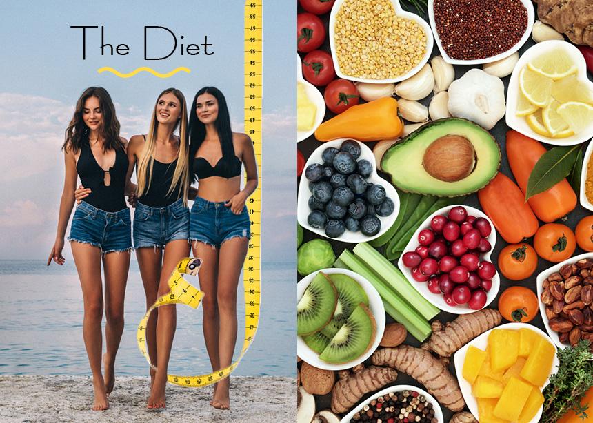 Χορτοφαγική δίαιτα: Είσαι vegan; Αυτή η διατροφή θα σε βοηθήσει να χάσεις τα κιλά που θέλεις