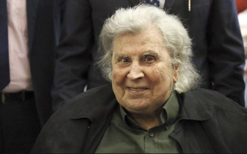 Μίκης Θεοδωράκης: Η επίσημη ανακοίνωση για την κατάσταση της υγείας του | tlife.gr