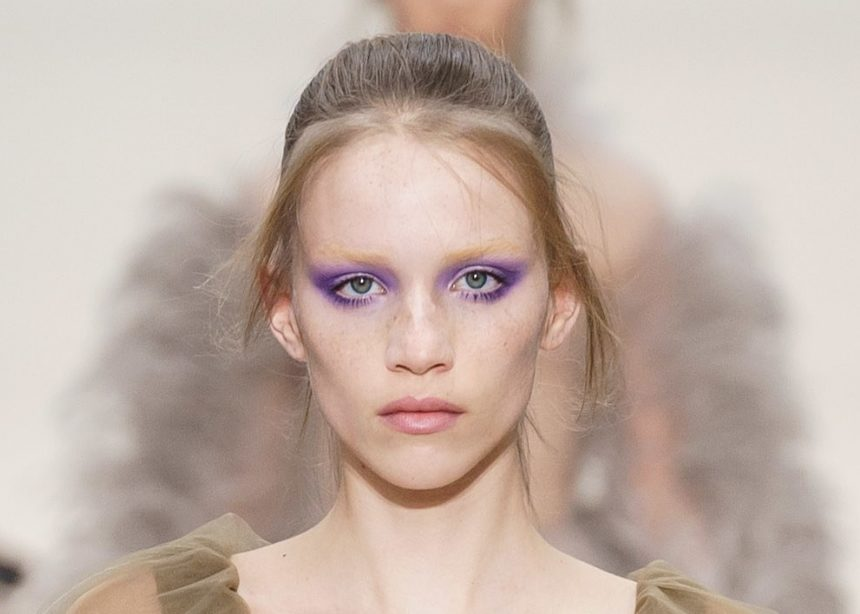 Bleached eyebrows: τα είδαμε και στο show του Valentino!   tlife.gr