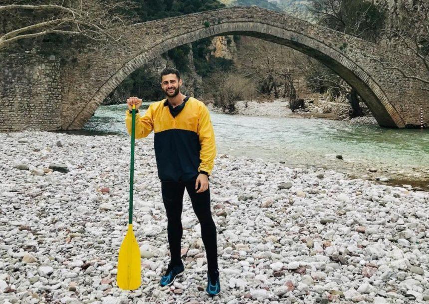 Κωνσταντίνος Βασάλος: Η εξόρμηση του στο Καρπενήσι – Τα μαγευτικά μέρη που επισκέφθηκε! [vid] | tlife.gr