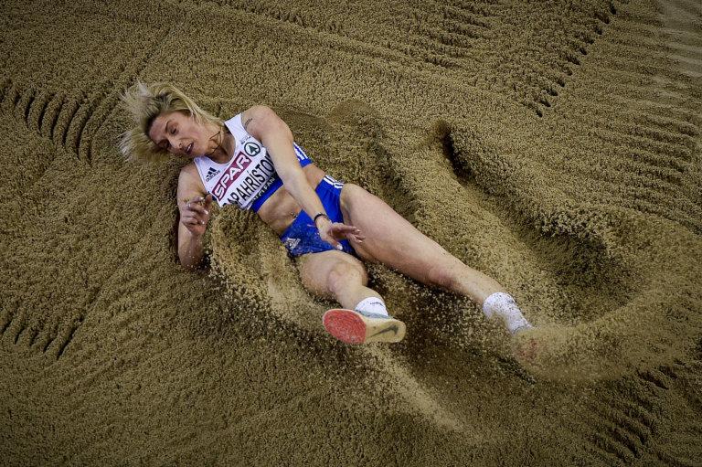 «Ασημένια» η Παπαχρήστου στη Γλασκώβη! Ατομικό ρεκόρ για την Ελληνίδα αθλήτρια | tlife.gr
