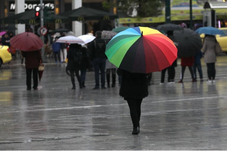 Καιρός: Βροχές και καταιγίδες στη… μισή χώρα | tlife.gr