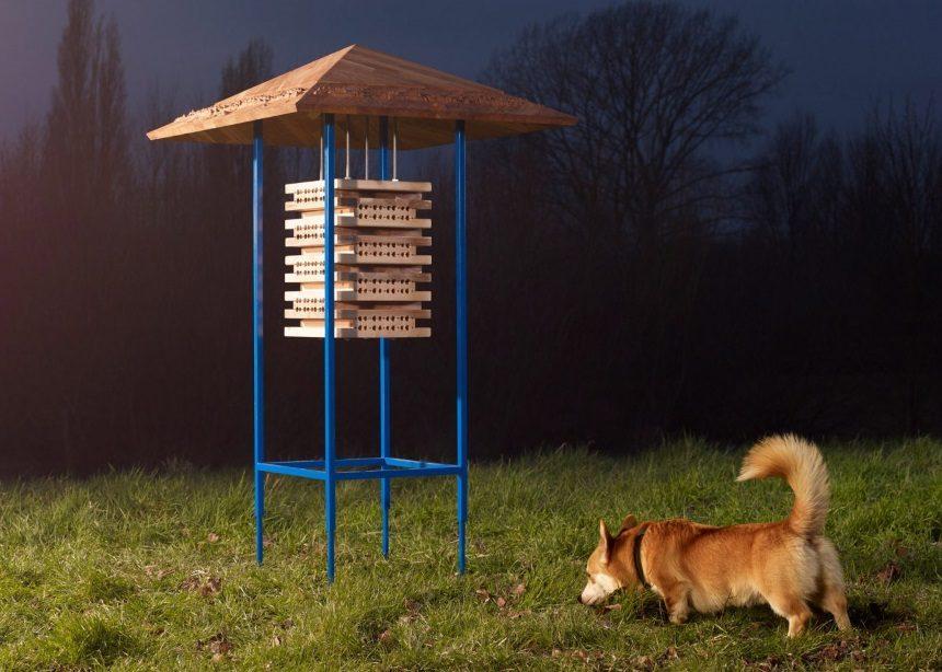 Wildhomes: Όταν τα used έπιπλα μετατρέπονται σε καταφύγια άγριας ζωής… στον κήπο σου! | tlife.gr