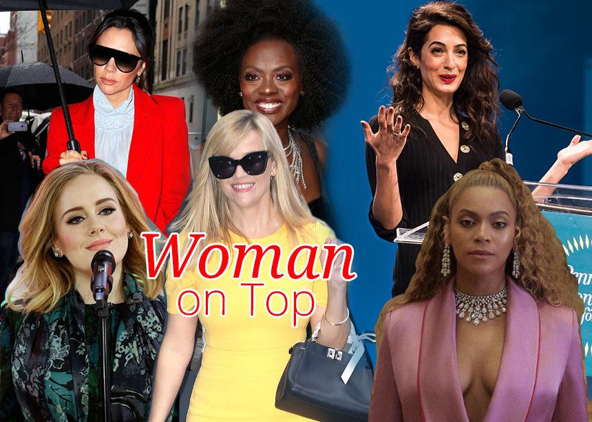 Woman on Top: Οκτώ από τις πιο δυναμικές και επιδραστικές διάσημες μητέρες του κόσμου! | tlife.gr