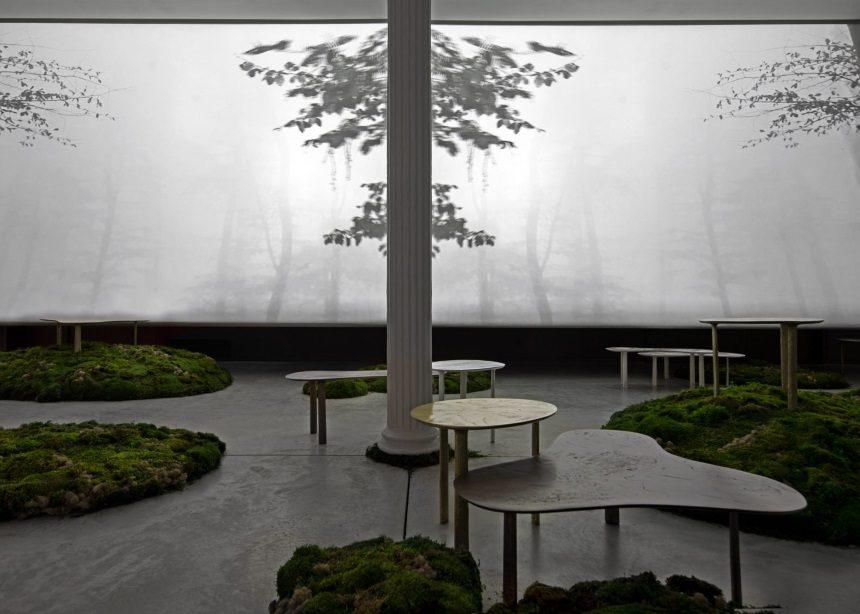 Το παραμυθένιο installation που στήθηκε για τις νέες συλλογές προϊόντων του studio Yabu Pushelberg | tlife.gr