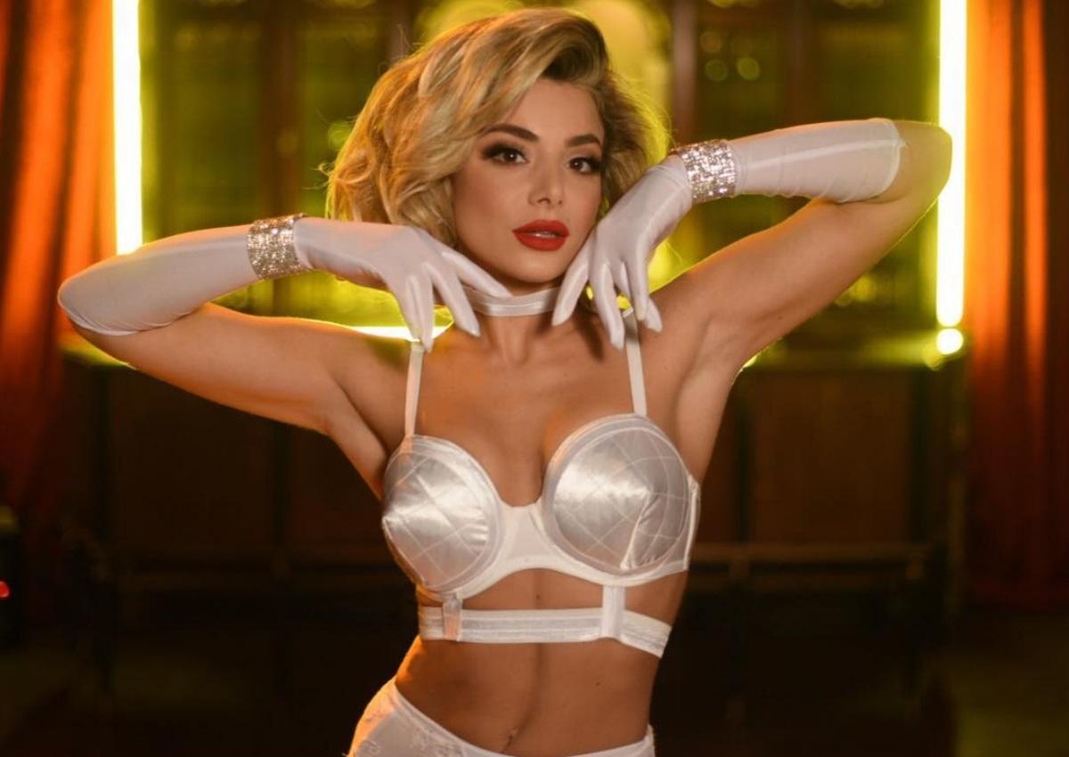 Josephine: Γίνεται Marilyn Monroe στο νέο της video clip – Η περιβόητη «Soula Glamorous» στο πλευρό της!