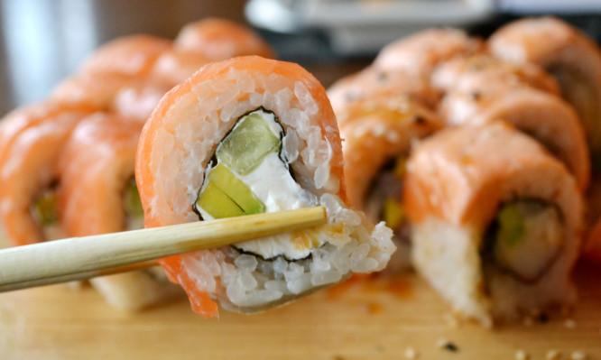 Λατρεύεις το σούσι; Δες τι μπορεί να σου συμβεί | tlife.gr