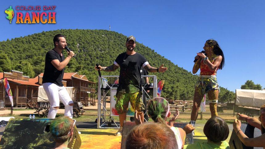 Colour Day Run: Το Σοφικό Κορινθίας γέμισε χρώμα και χαρούμενα πρόσωπα! Ποιοι celebrities έδωσαν το παρών;   tlife.gr