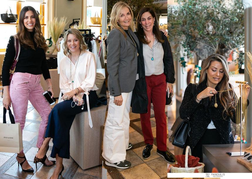 Μαρέβα Μητσοτάκη: Οι κυρίες της κοσμικής Αθήνας στην πασχαλινή παρουσίασή της! [pics] | tlife.gr
