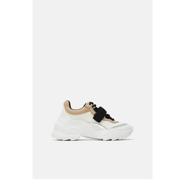Sneakers Ζara   tlife.gr