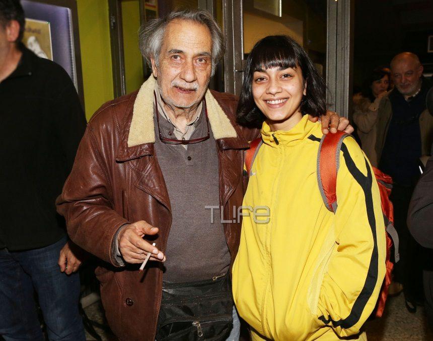 Κώστας Αρζόγλου: Σπάνια έξοδος με την όμορφη κόρη του Μαρία! Φωτογραφίες | tlife.gr