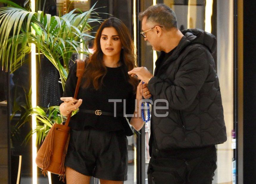 Σταματίνα Τσιμτσιλή: Πάντα stylish! Για ψώνια στα βόρεια προάστια με κοντό σορτσάκι [pics] | tlife.gr