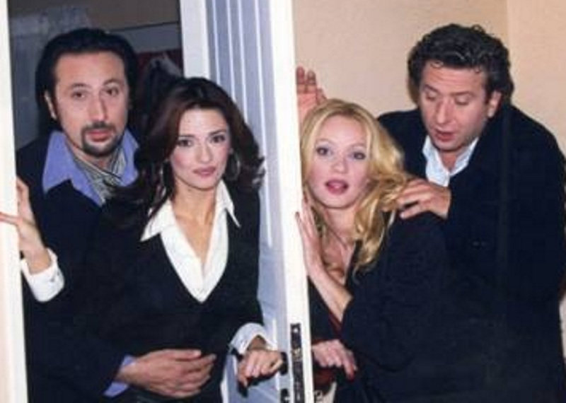 Βότκα Πορτοκάλι: Ποιοι πρωταγωνιστές του σήριαλ συναντήθηκαν μετά από 17 χρόνια; [pic]   tlife.gr