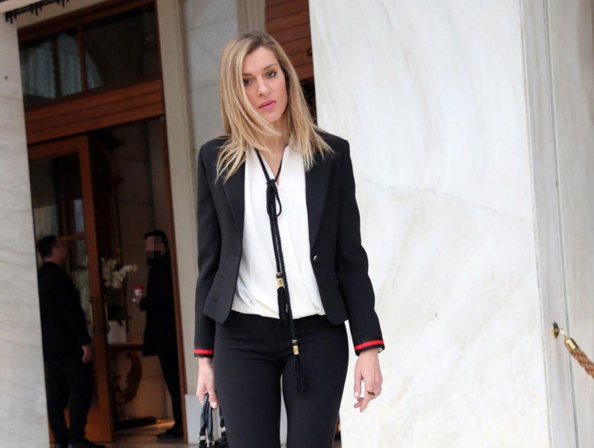 Ζέτα Δούκα: Αυτός είναι ο λόγος που απέσυρε την υποψηφιότητά της για τις δημοτικές εκλογές | tlife.gr